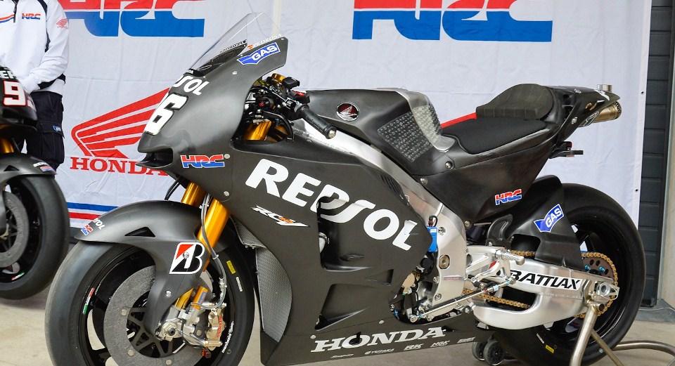 Протип мотоцикла Honda 2014