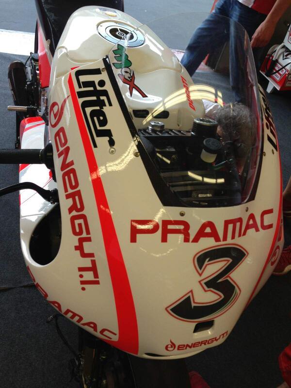 Pramac Ducati, Макс Бьяджи