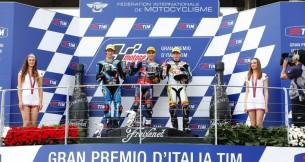 Результаты гонки Moto3 Гран-При Италии 2013