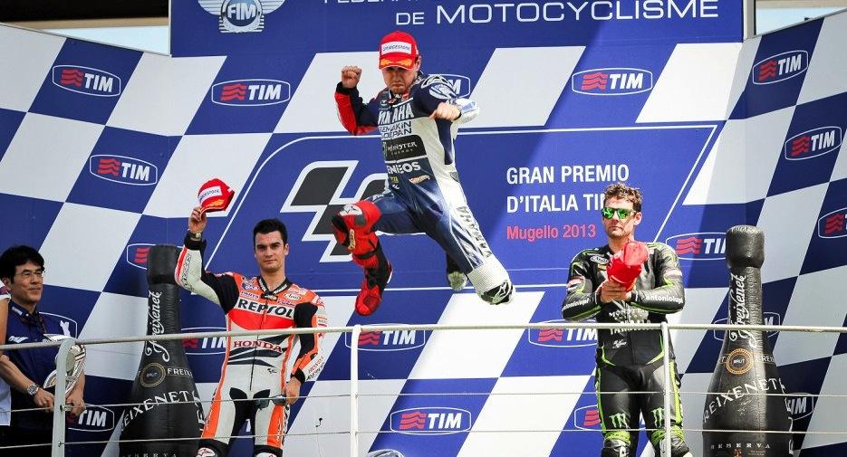 Результаты гонки MotoGP Гран-При Италии 2013
