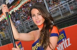 Девушки паддока MotoGP