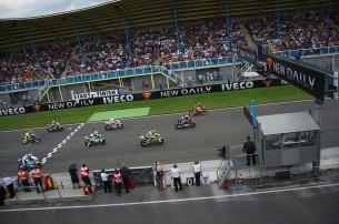 TT Circuit Assen встречает чемпионат мира MotoGP