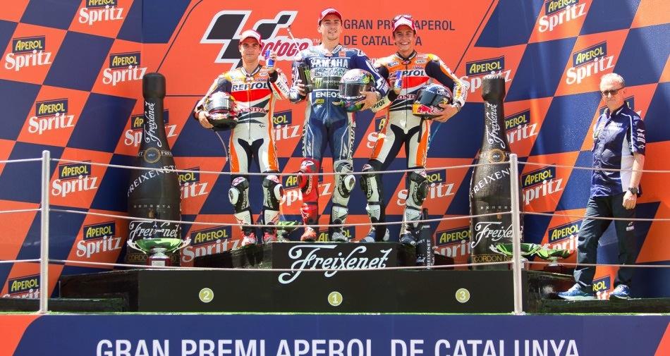 Результаты гонки MotoGP Гран-При Каталонии 2013