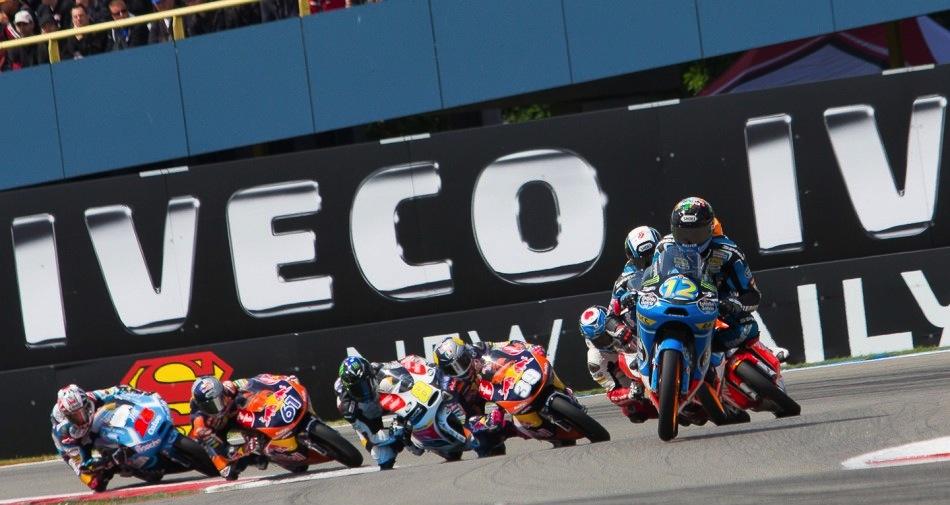 Гонка Moto3 Гран-При Нидерландов 2013