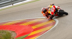 частные тесты MotoGP в Арагоне
