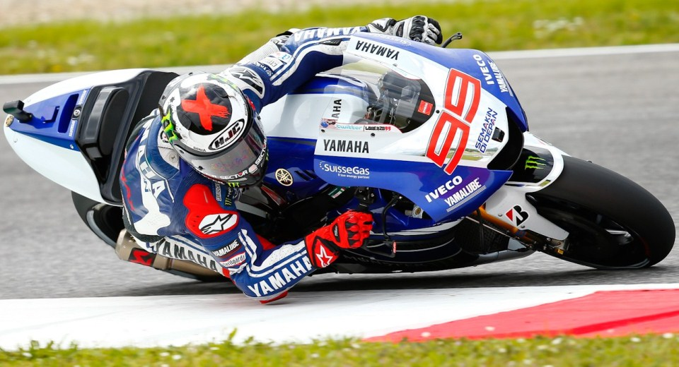 Хорхе Лоренцо MotoGP