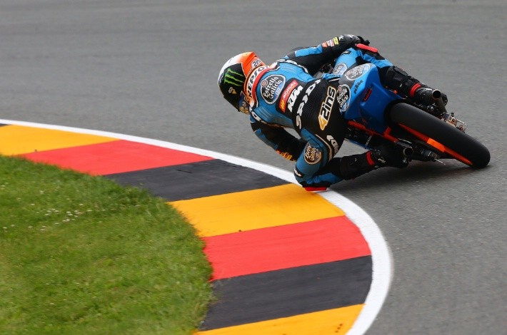 Результаты квалификации Moto3 Гран-При Германии 2013