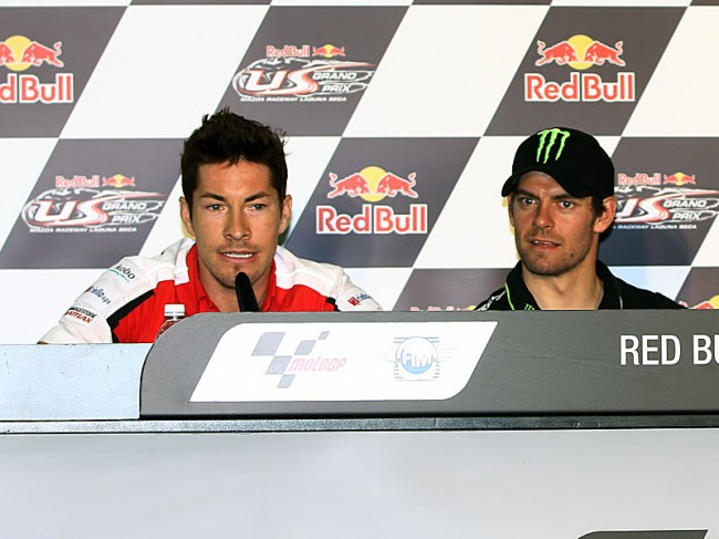 Ники Хэйден и Ducati Team расстаются