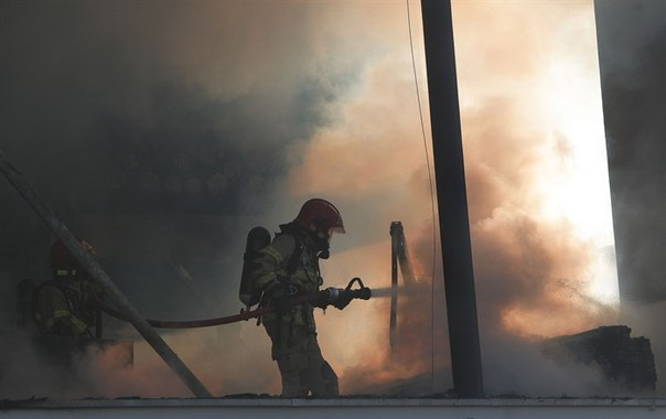 Сгорела квартира Хорхе Лоренсо