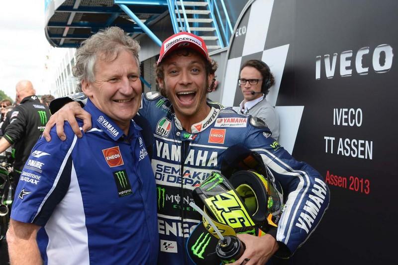 Валентино Росси: Мечтаю стать самым возрастным победителем Гран-При