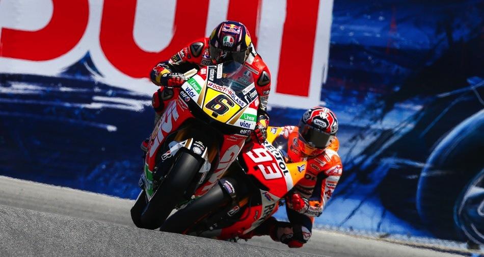 MotoGP Гран-При США 2013: Лучшие обгоны
