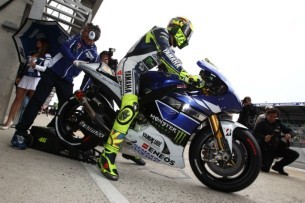 Валентино Росси о спикуляциях с Suzuki