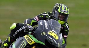 Кэл Кратчлоу подиум Гран-При Нидерландов MotoGP 2013