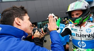 Пол Эспаргаро победа Гран-При Нидерландов Moto2 2013