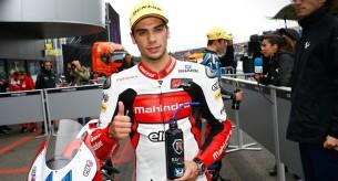 Мигель Оливейра Гран-При Нидерландов Moto3 2013