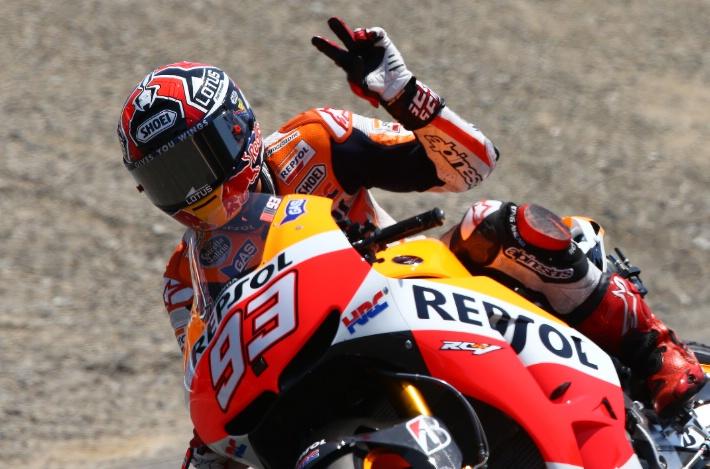 Марк Маркес Гран-При США MotoGP 2013