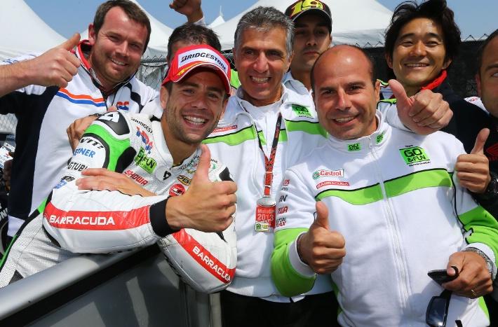 Альваро Баутиста Гран-При США MotoGP 2013