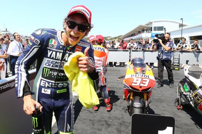 Валентино Росси Гран-При США MotoGP 2013