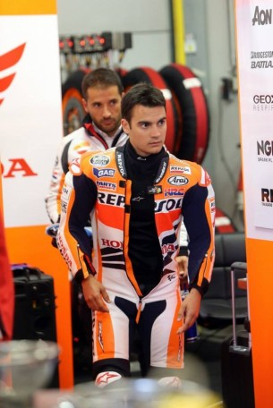 Дани Педроса Гран-При Нидерландов MotoGP 2013