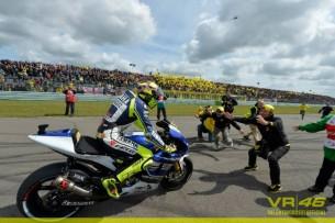 Валентино Росси победа Гран-При Нидерландов MotoGP 2013