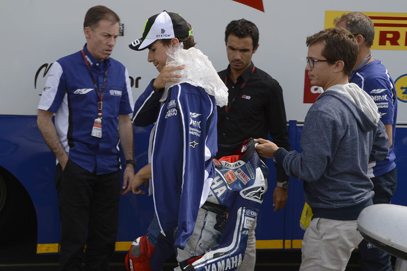 Хорхе Лоренцо Гран-При Германии 2013