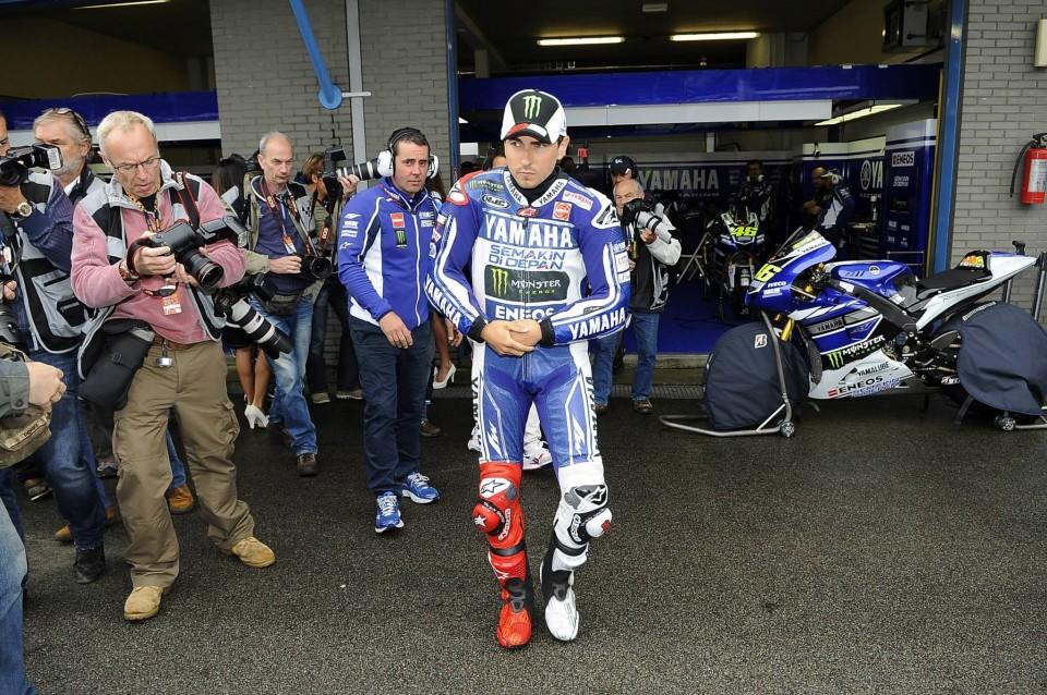 Хорхе Лоренцо Гран-При Нидерландов MotoGP 2013