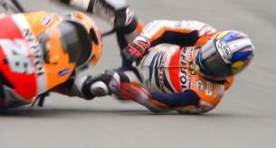 Падение Дани Педроса MotoGP Гран-При Нидерландов MotoGP 2013