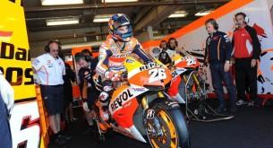 Дани Педроса Гран-При США MotoGP 2013