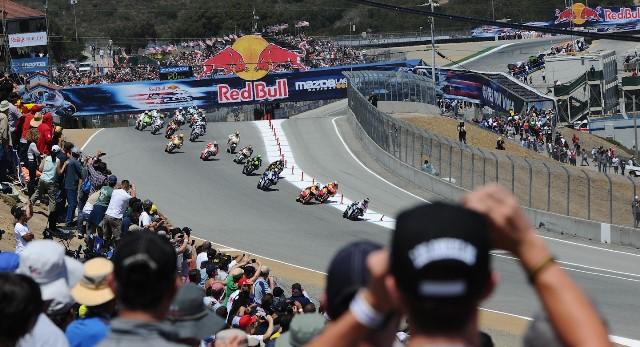 MotoGP Гран-При США на Лагуна Сека