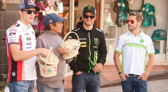 Кэл Крачлоу на новой трассе в Аргентине