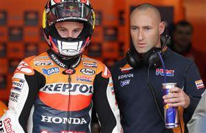 Джонатан Рей в MotoGP
