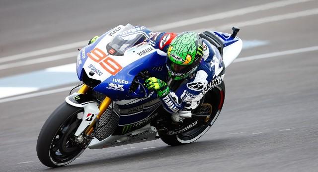 Хорхе Лоренцо Гран-При Индианаполиса MotoGP 2013