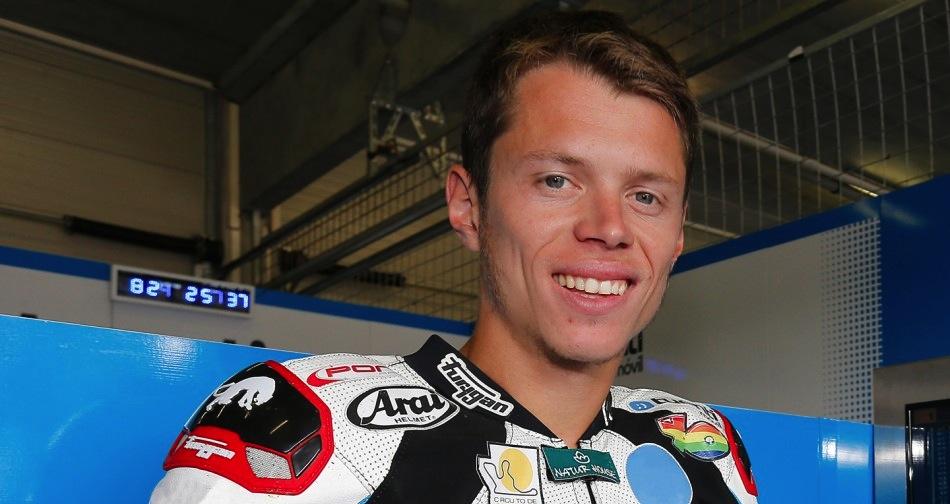 Эстеве Рабат присоединиться к Marc VDS Team Racing