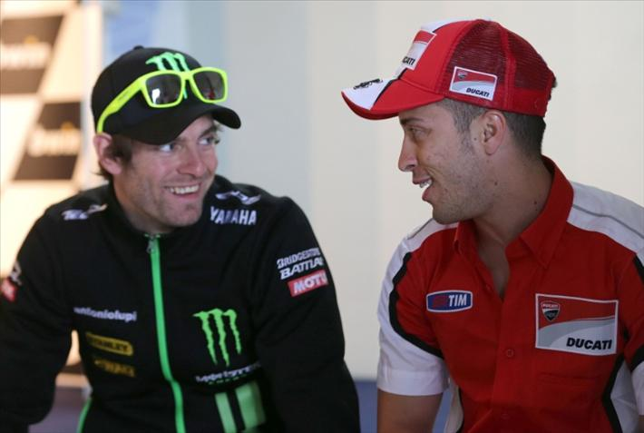По данным BBC Кэл Кратчлоу подписал контракт с Ducati