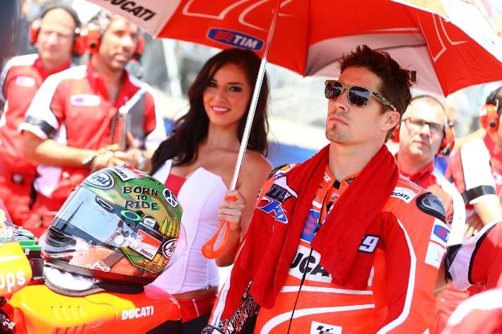 Ники Хэйден: У меня есть варианты и в MotoGP, и в WSBK