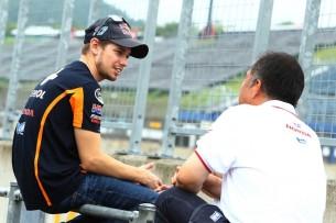 Кейси Стоунер завершил тесты Honda в Мотеги