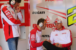 Pramac уверены в новом контракте с Ducati на 2014 год