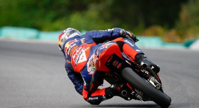 Луис Салом Moto3 2013