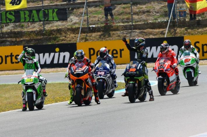 Сезон чемпионата мира MotoGP 2014 года: Контракты гонщиков (обновлено)