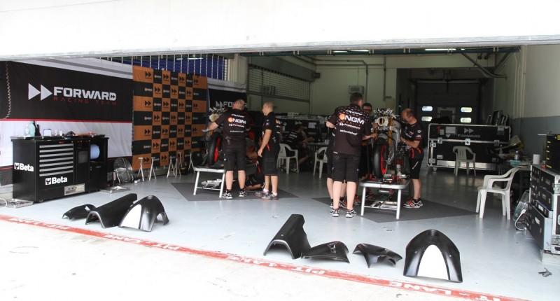 Команда NGM Mobile Forward Racing
