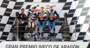 Результаты гонки Moto3 Гран-При Арагона 2013