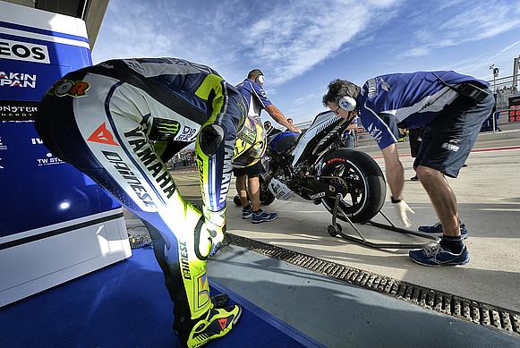 Валентино Росси, Yamaha, MotoGP