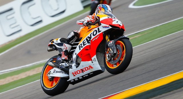 Дани Педроса, пилот MotoGP команды Repsol Honda Team