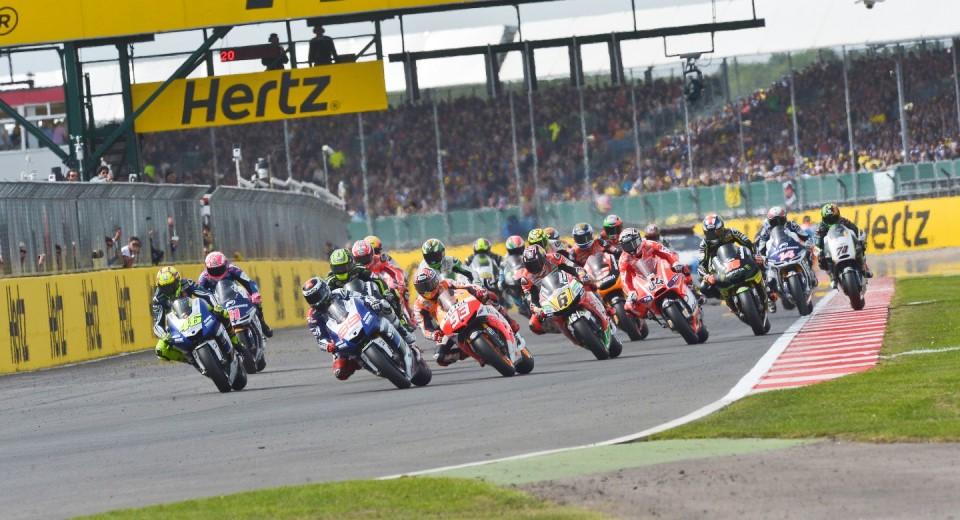 Гонка MotoGP Гран-При Великобритании 2013