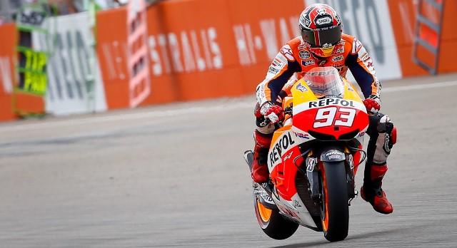 Марк Маркес, пилот Repsol Honda MotoGP