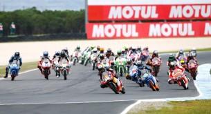 Moto3 Гран-При Австралии 2013
