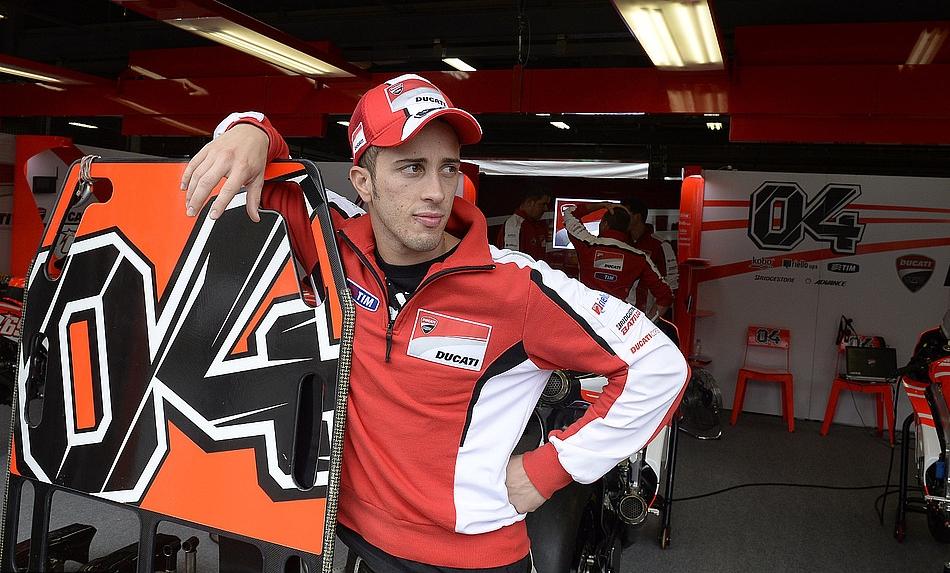 Андреа Довициозо MotoGP 2013