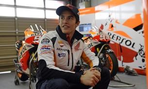 Марк Маркес MotoGP 2013 Honda