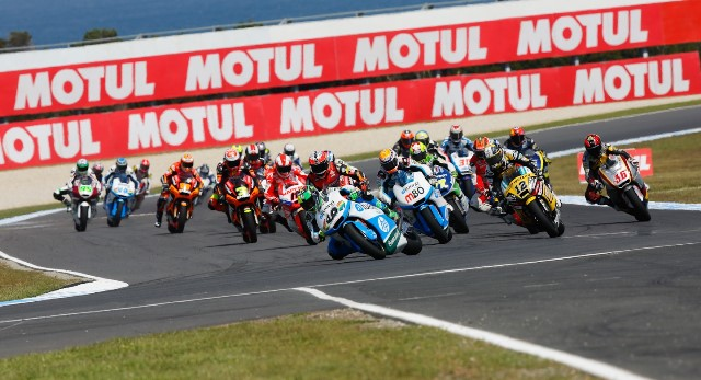 Moto2 Гран-При Австралии 2013