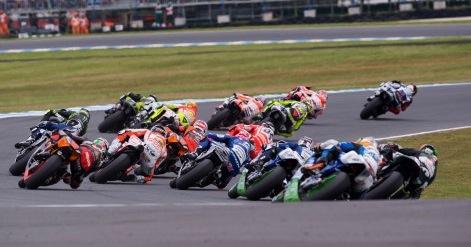 Гонка MotoGP Гран-При Австралии 2013